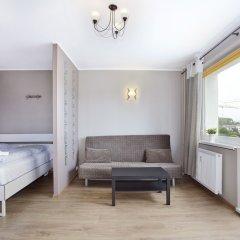 Отель Apartamenty Mój Sopot - Karlik Сопот комната для гостей фото 3