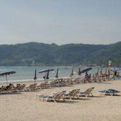 Отель Sutra Beachfront Boutique пляж фото 2