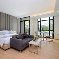 Отель At Mind Exclusive Pattaya комната для гостей