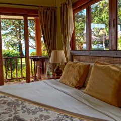 Отель Anahata Resort Samui (Old The Lipa Lovely) Таиланд, Самуи - отзывы, цены и фото номеров - забронировать отель Anahata Resort Samui (Old The Lipa Lovely) онлайн балкон