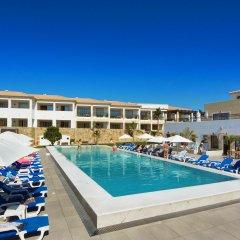Отель Novochoro Apartments Португалия, Албуфейра - отзывы, цены и фото номеров - забронировать отель Novochoro Apartments онлайн бассейн фото 2