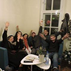 Roommates Hostel Белград интерьер отеля
