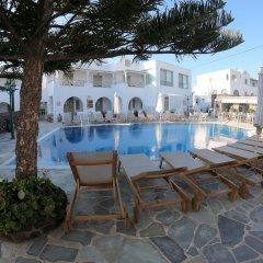 Hotel Mathios Village бассейн фото 3