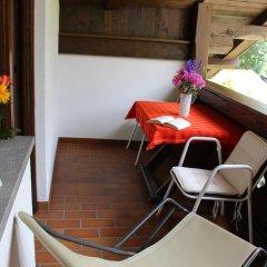 Отель Bründlerhof Марленго балкон