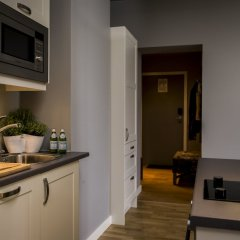 Апартаменты Frogner House Apartments - Oscarsgate 86 в номере