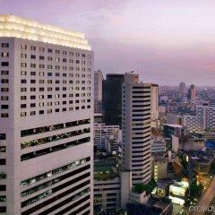 Отель Crowne Plaza Bangkok Lumpini Park, an IHG Hotel Таиланд, Бангкок - отзывы, цены и фото номеров - забронировать отель Crowne Plaza Bangkok Lumpini Park, an IHG Hotel онлайн балкон
