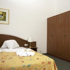 Отель Jesenius Чехия, Франтишкови-Лазне - отзывы, цены и фото номеров - забронировать отель Jesenius онлайн комната для гостей фото 3