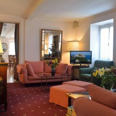 Отель Konstantinoupolis Hotel Греция, Корфу - отзывы, цены и фото номеров - забронировать отель Konstantinoupolis Hotel онлайн интерьер отеля