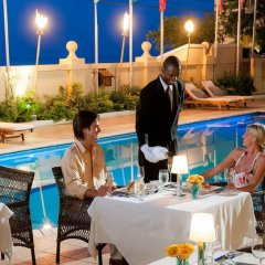 Отель Sandals Inn All Inclusive Couples Only питание