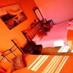 Отель Olympos Pension Родос комната для гостей фото 5