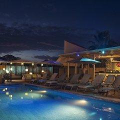 Отель Mayan Monkey Los Cabos - Hostel - Adults Only Мексика, Золотая зона Марина - отзывы, цены и фото номеров - забронировать отель Mayan Monkey Los Cabos - Hostel - Adults Only онлайн бассейн