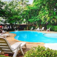Отель Lanta Pavilion Resort Таиланд, Ланта - отзывы, цены и фото номеров - забронировать отель Lanta Pavilion Resort онлайн бассейн фото 3