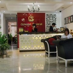 Oriental Central Hotel интерьер отеля