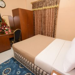 OYO 166 Melody Queen Hotel Дубай комната для гостей фото 5