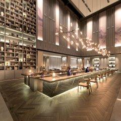 Отель Novotel Shanghai Clover интерьер отеля
