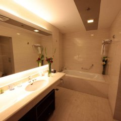 Отель Inner Mongolia Grand Пекин ванная