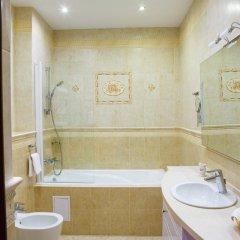 Отель Екатеринодар Краснодар ванная