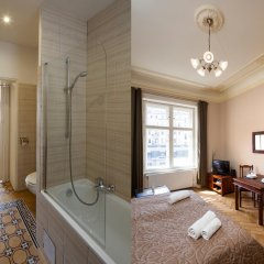 Апартаменты Apartments Dusni - Old Town Square Прага ванная