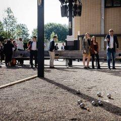 Отель Courtyard by Marriott Amsterdam Airport Нидерланды, Хофддорп - отзывы, цены и фото номеров - забронировать отель Courtyard by Marriott Amsterdam Airport онлайн с домашними животными