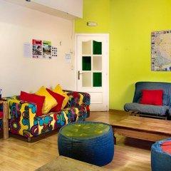 Отель Itaca Hostel Barcelona Испания, Барселона - отзывы, цены и фото номеров - забронировать отель Itaca Hostel Barcelona онлайн комната для гостей фото 4