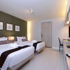 Hotel Amber Sukhumvit 85 Бангкок комната для гостей фото 3