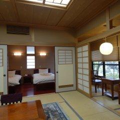 Отель Yufuin Ryokan Baien Хидзи комната для гостей фото 5