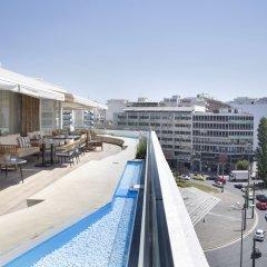 Отель Wyndham Athens Residence бассейн фото 2