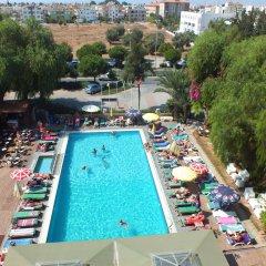 Panormos Hotel Турция, Дидим - отзывы, цены и фото номеров - забронировать отель Panormos Hotel онлайн бассейн фото 2