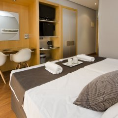 Отель Jardin Botanico Hotel Boutique Испания, Валенсия - отзывы, цены и фото номеров - забронировать отель Jardin Botanico Hotel Boutique онлайн комната для гостей фото 2