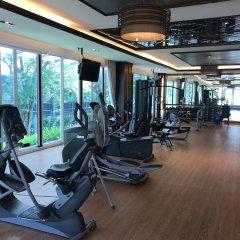 Отель Greta Resort and Sport Club фитнесс-зал фото 3