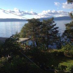 Отель House by the sea Норвегия, Тронхейм - отзывы, цены и фото номеров - забронировать отель House by the sea онлайн приотельная территория