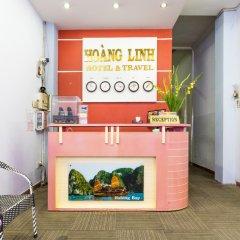 Отель OYO Hoang Linh Hotel Вьетнам, Хошимин - отзывы, цены и фото номеров - забронировать отель OYO Hoang Linh Hotel онлайн интерьер отеля фото 2