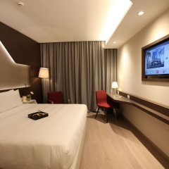 DoubleTree by Hilton Hotel Yerevan City Centre in Yerevan, Armenia from 67$, photos, reviews - zenhotels.com guestroom photo 2