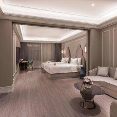 Отель Mercure Shanghai Yu Garden Китай, Шанхай - 1 отзыв об отеле, цены и фото номеров - забронировать отель Mercure Shanghai Yu Garden онлайн комната для гостей фото 5
