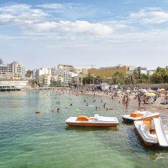 Отель Nula Apartments Мальта, Сан Джулианс - отзывы, цены и фото номеров - забронировать отель Nula Apartments онлайн приотельная территория