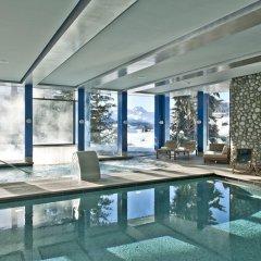 Carlton Hotel St Moritz бассейн фото 3