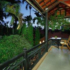 Отель Betel Garden Villas балкон