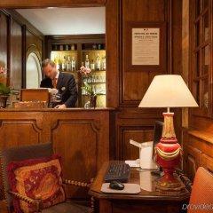 Отель Amarante Beau Manoir Франция, Париж - 14 отзывов об отеле, цены и фото номеров - забронировать отель Amarante Beau Manoir онлайн интерьер отеля фото 3