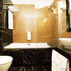 Отель Eurostars Thalia Чехия, Прага - 7 отзывов об отеле, цены и фото номеров - забронировать отель Eurostars Thalia онлайн ванная