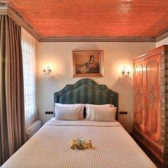 Апартаменты Faik Pasha Suites & Apartments Стамбул комната для гостей фото 2