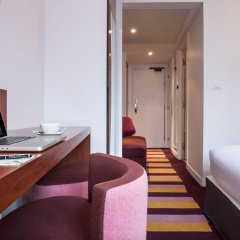 Отель Ampère Франция, Париж - отзывы, цены и фото номеров - забронировать отель Ampère онлайн фото 4