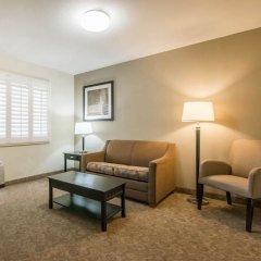 Отель Rodeway Inn Convention Center США, Лос-Анджелес - отзывы, цены и фото номеров - забронировать отель Rodeway Inn Convention Center онлайн комната для гостей фото 2