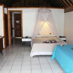 Отель Hibiscus Французская Полинезия, Муреа - отзывы, цены и фото номеров - забронировать отель Hibiscus онлайн сауна