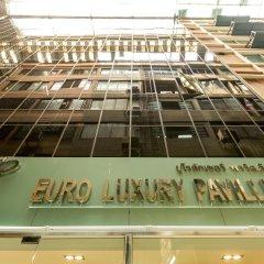 Отель Euro Luxury Pavillion Бангкок балкон