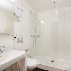Отель Central Swiss Quality Apartments Швейцария, Давос - отзывы, цены и фото номеров - забронировать отель Central Swiss Quality Apartments онлайн ванная фото 2
