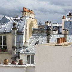 Отель Relais Des Halles Париж балкон