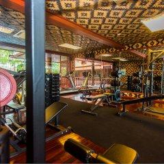 Отель Royal Phawadee Village фитнесс-зал фото 2