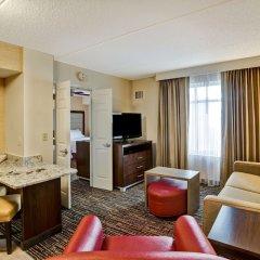 Отель Homewood Suites by Hilton Washington, D.C. Downtown США, Вашингтон - отзывы, цены и фото номеров - забронировать отель Homewood Suites by Hilton Washington, D.C. Downtown онлайн комната для гостей фото 2