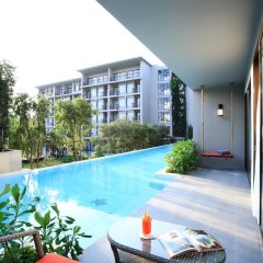 Отель Proud Phuket балкон
