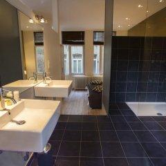 Отель Sweet Inn Apartments - Rue De L'ecuyer Бельгия, Брюссель - отзывы, цены и фото номеров - забронировать отель Sweet Inn Apartments - Rue De L'ecuyer онлайн ванная